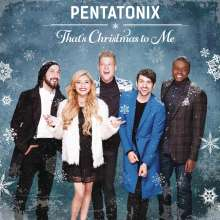 That ` s Christmas to Me (CD) New Deluxe Edition