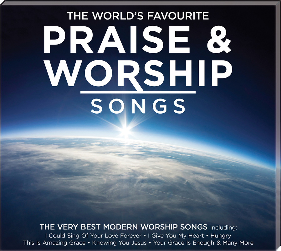 3CD The World ` s Favourite Praise & Worship Songs