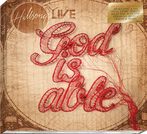 God Is Able (Deluxe Edition - CD + DVD)|Hillsong Live