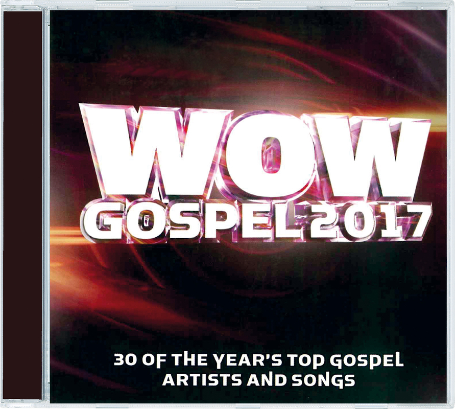 Wow Gospel 2017 (Doppel-CD)|30 Of The Year ` s Top Gospel Artists And Songs