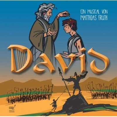 David - Kindermusical (CD)