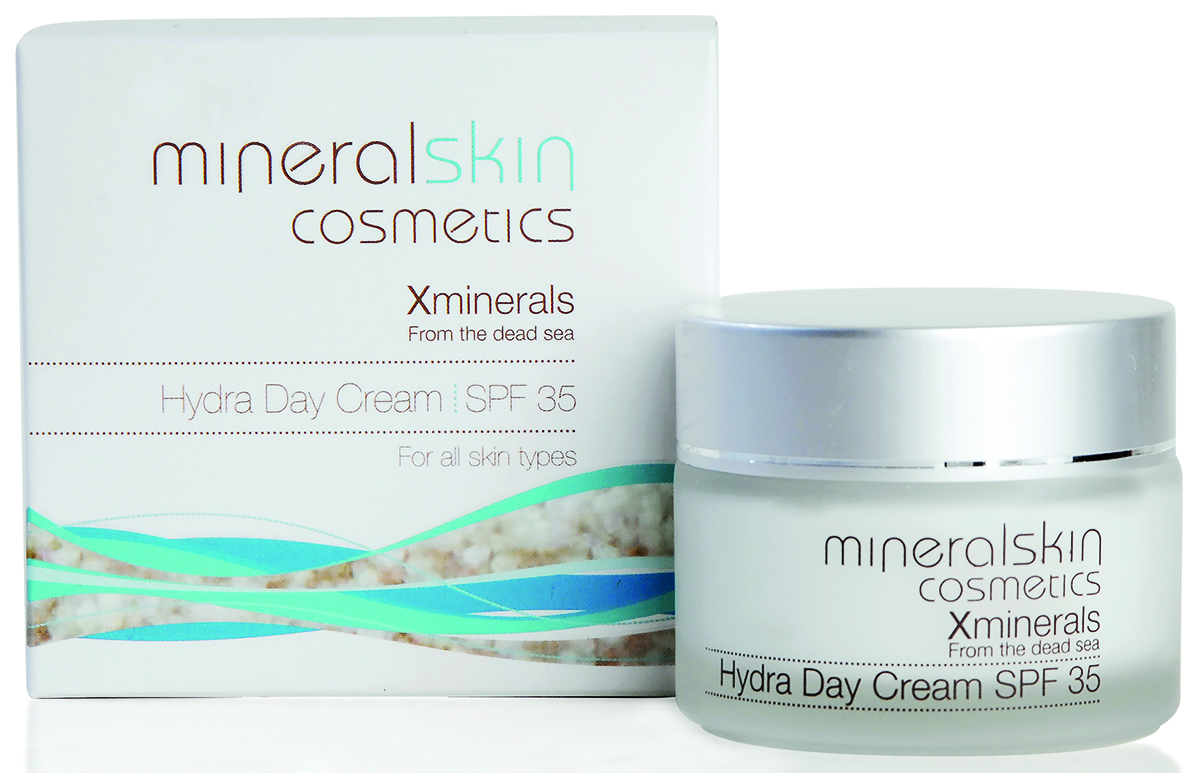 Tagescreme X-Minerals Hydra Day Cream LSF 35|50 ml