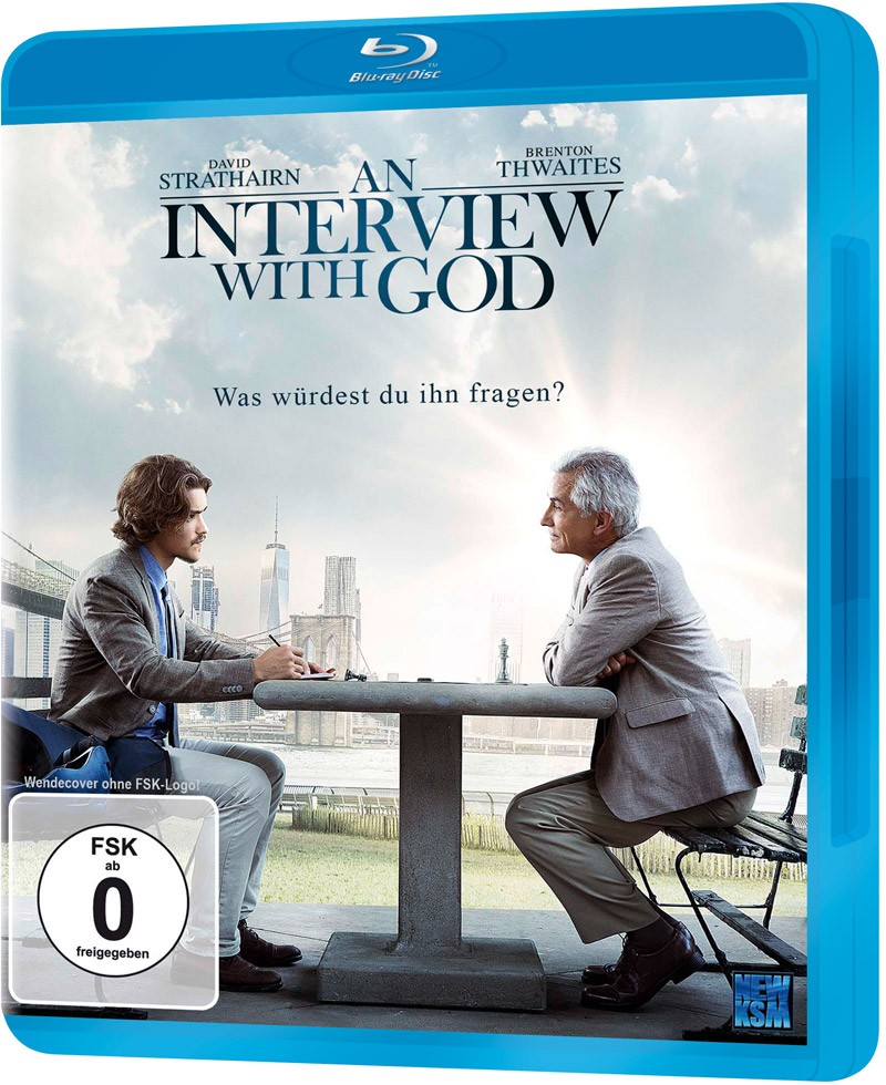 Blu-ray An Interview with God|Was würdest du ihn fragen?