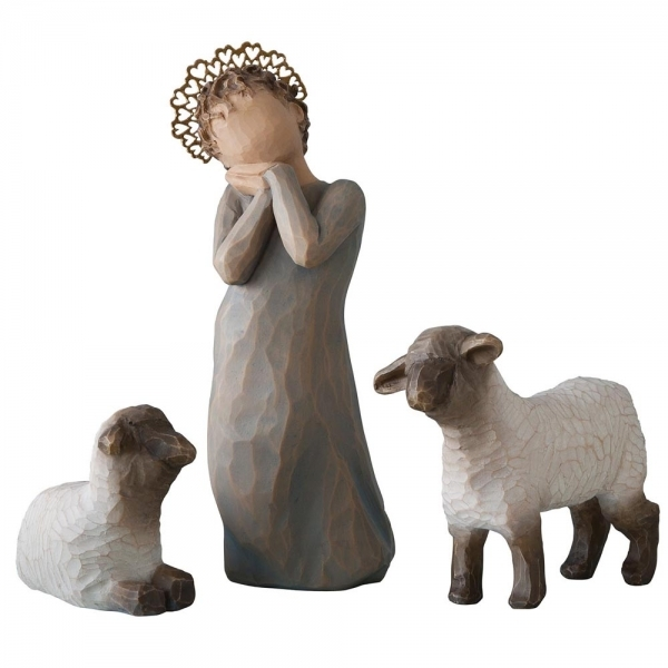 Willow Tree Figur Kleine Hirtin