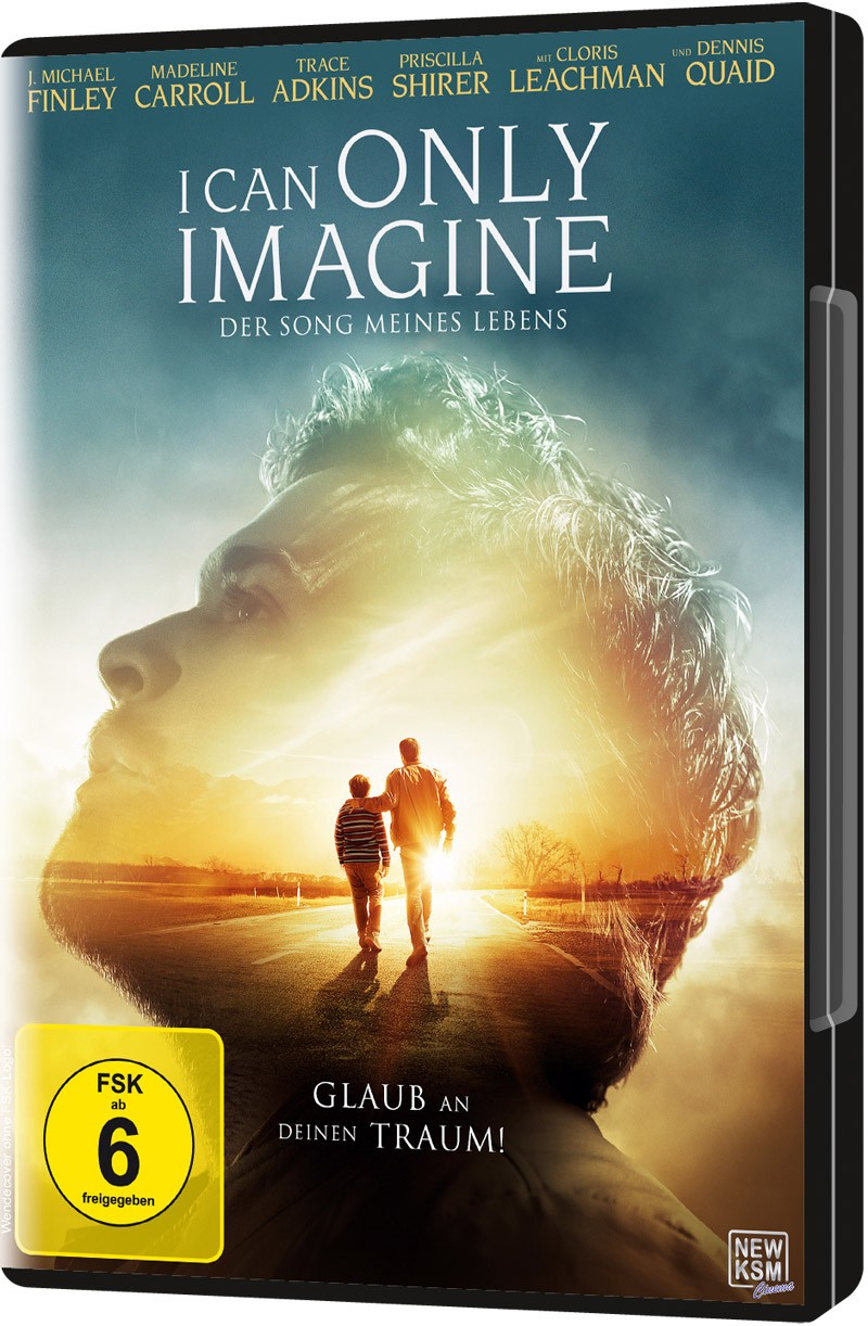 I can Only Imagine DVD